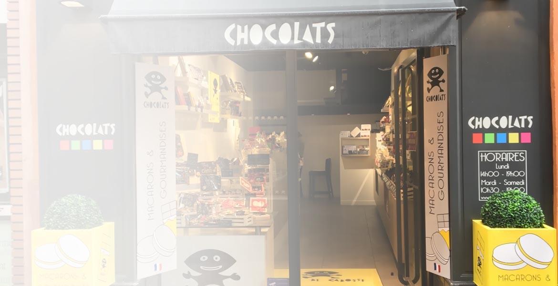 Les chocolats Tête de Cabosse à Toulouse